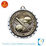 De Medaille van de Herinnering van de Toekenning van het Honkbal van de douane in Gouden/Zilver/Brons
