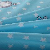 Melhor matéria têxtil Home barato moderna Bedsheet impresso de Falt do fundamento do algodão