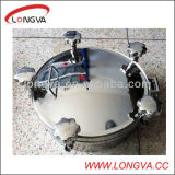 Food Grade Hot-Vente Pression Round Manhole Cover