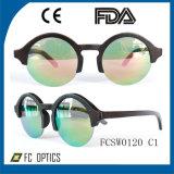 Солнечные очки деревянного/Bamboo солнечных очков изготовления способа цены Compertivie деревянные
