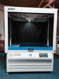 Exposição da placa para compensar máquinas de impressão
