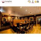 Le luxe confortable restaurant Tabouret personnalisé Booth chaise de salle à manger ensemble mobilier