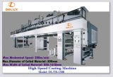 High Speed Coating Machine with Unwinder & Rewinder (DLTB-1300)