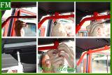 Punho dianteiro da garra do metal para a porta do Wrangler 2/4 do jipe
