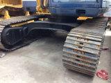 Máquina escavadora usada da esteira rolante da máquina escavadora de Kobelco Sk120-3 para a venda