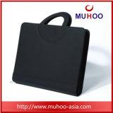 Кожаный мешок промотирования сумки посыльного документа дела