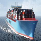 Air著貨物のための整理の船便