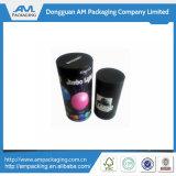 Faites votre propre barillet à lèvres Boîte à cylindre rond Emballage liquide à lèvres