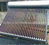 Tubo Vauum solar del tubo de vacío térmica del calentador de agua