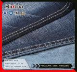 10.6oz青い綿の伸張のあや織りのデニムファブリック