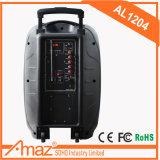 Haut-parleur sans fil coloré Al1204 de chariot à Temeisheng