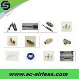Máquina mal ventilada elétrica de alta pressão portátil da pintura de pulverizador da parede para a venda St6390