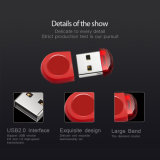 Grátis Personalizar Logotipo New Fashion Mini USB 2.0 Flash Drive