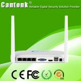WiFi ha collegato il registratore elettricamente 4CH NVR (NVRPG420W) della macchina fotografica del IP
