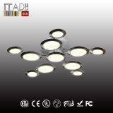 LEDの現代天井灯