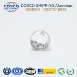 Personalizar 6063-T5 para los componentes de perfiles de aluminio con superficie anodizada
