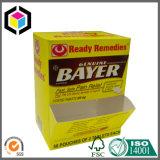 Kundenspezifische Farben-nachfüllbare Zufuhr-Medizin-Papierverpackenkasten