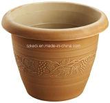 ブドウの円形の庭の鍋(KD5001CP-KD5005CP)