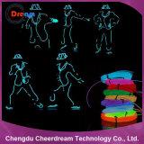Draad van Gr van 10 Kleuren Decoratie van de HOOFD van de Partij de Lichte Nieuwe Hoge Heldere