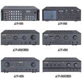 EQ를 가진 입체 음향 전력 증폭기 80 와트 디지털