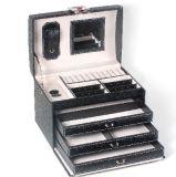 Роскошная Handmade самая новая коробка ювелирных изделий PU кожаный для повелительницы