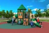 Neues hochwertiges im Freiengeräten-Plättchen des Spielplatz-2017 (HD17-014A)