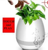 Cadeau multifonctionnel de Noël de bac de fleur de musique de Bluetooth de rétablissement neuf pour des gosses