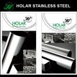 Recintare il tubo esterno dell'acciaio inossidabile