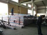 Matériau de la pipe 304 d'acier inoxydable