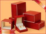 Boîte cadeau de bijoux de luxe Earring Collier pendentif boîte Boîte boîte