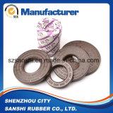 중국 공장에 의하여 공급되는 고무 먼지 인발이 찍힌 반지