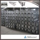 Populäres im Freiendj 12 Zoll-quadratischer Schrauben-Aluminiumbinder für Verkauf