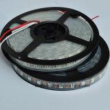 Bande flexible rêveuse imperméable à l'eau de la couleur DEL avec la fonction intégrée de 2812 IC