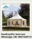党結婚式のための屋外の5mx5mアルミニウムPVC塔のテント