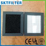 Filtre de HEPA des medias de fibre de verre pour l'épurateur d'air