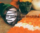 Slicer и Dicer тяпки Chop шлепка Vegetable с тяпкой Esg10167 лука терки сыра тантьемы