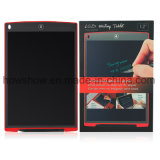 Tablilla de la escritura de la alta calidad 12inch Digitaces LCD con color rojo