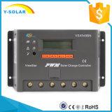 de Regelgever Vs4548bn van de Batterij van het 48V/36V/24V/12V45A Epsolar Zonnepaneel