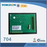 704 regulador del generador del panel de control 704 de Genset