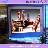 Scheda dell'interno locativa del quadro comandi dello schermo di P3.91 LED per fare pubblicità