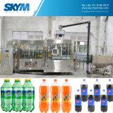 3 в 1 заводе минеральной вода бутылки разливая по бутылкам