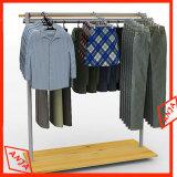 Walzen-Kleid-Zahnstangen-bewegliche Kleidung-Aufhängungs-Schienen-Zahnstange