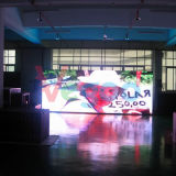 Perfect vision Effect fill Color indoor LED display screen P4