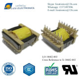 Tension horizontale Transfomers de retour rapide de 5+5 fréquences Ee25