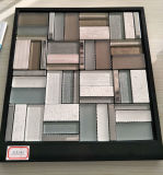 Metal de aluminio Mosai&simg de la tira; Acero inoxidable Mosai⪞