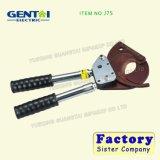 Cortador blindado do cabo da catraca blindada aplicável da mão do cabo 400mm2 de Ascr