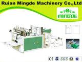 Automatische Rechenanlage-Steuerhochgeschwindigkeitsweste und flacher Walzen-Beutel, die Maschine (SHXJ-A500-800, herstellt)
