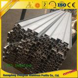 Leveranciers van het aluminium pasten het Geanodiseerde Aluminium van het Profiel van de Uitdrijving aan