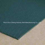 2mm Diamond Green Flat Correias transportadoras de PVC para o distribuidor