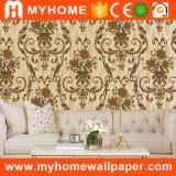 Papel de parede Revestimiento de paredes Papel pintado de papel decorativo